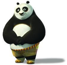 《功夫熊猫》观后感