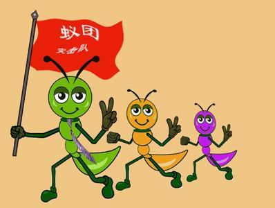《蚂蚁团结》后作文