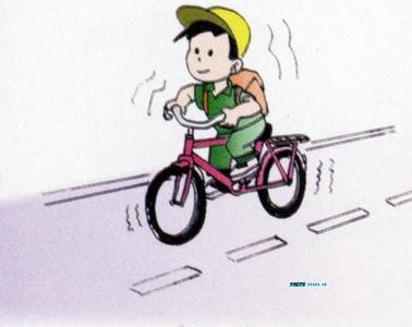 《第一次骑车》后作文