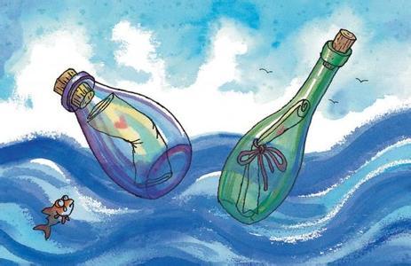 《漂流瓶》后作文