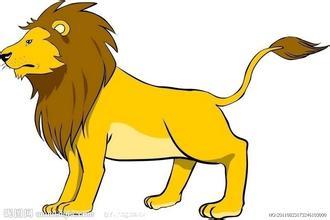 《狮子》后作文