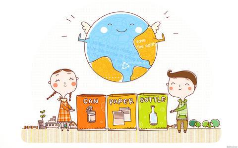 《保护地球》后作文