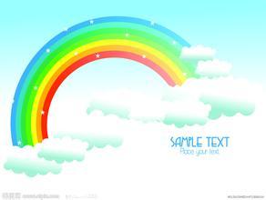 《彩虹》后作文