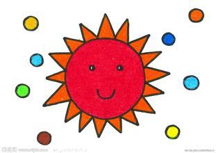《太阳》后作文