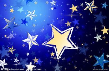 《星星》后作文
