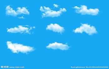 《云朵》后作文
